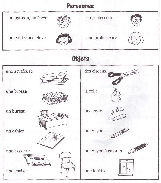 Unterrichtsmaterial für Französisch in der Grundschule ...